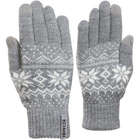 KOMBI Scandinave PP Gloves Dame Hear Grey